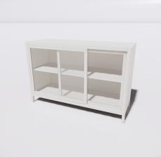 B-柜子8_Sketchup模型
