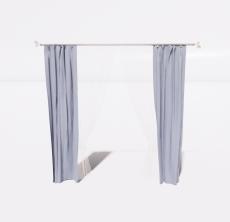 窗帘29_Sketchup模型