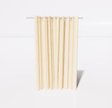 窗帘35_Sketchup模型