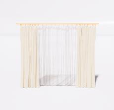 窗帘45_Sketchup模型