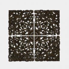 屏风隔断_43_Sketchup模型