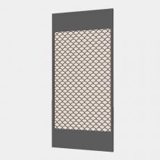 屏风隔断_64_Sketchup模型