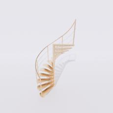 主体_楼梯31_Sketchup模型