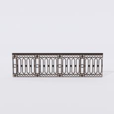 围栏_铁艺27_Sketchup模型