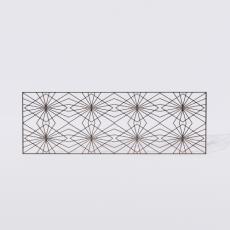 围栏_铁艺29_Sketchup模型