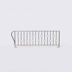 围栏_铁艺30_Sketchup模型