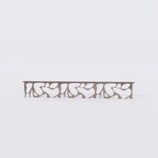 围栏_铁艺64_Sketchup模型