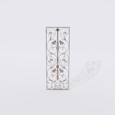 围栏_铁艺85_Sketchup模型