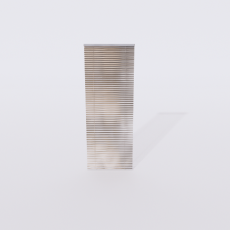 布幔_帘子245_Sketchup模型