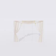 布幔_帘子79_Sketchup模型