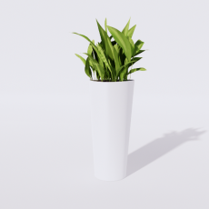 绿植_绿植13_Sketchup模型