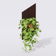 绿植_绿植51_Sketchup模型
