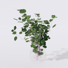 绿植_绿植54_Sketchup模型
