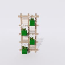 花_花205_Sketchup模型