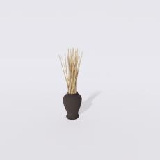 花_花20_Sketchup模型