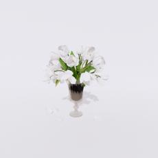 花_花37_Sketchup模型