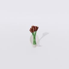 花_花57_Sketchup模型