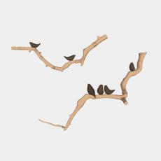 中式_022中式摆件_Sketchup模型