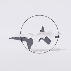 中式_044中式摆件_Sketchup模型