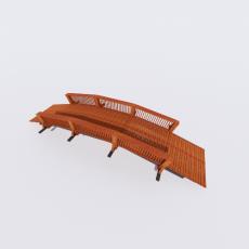 中式_12_Sketchup模型
