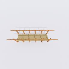中式_19_Sketchup模型