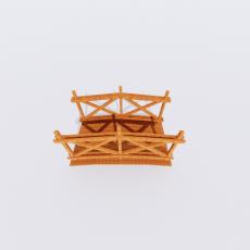中式_21_Sketchup模型