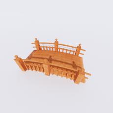 中式_2_Sketchup模型