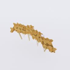 中式_37_Sketchup模型