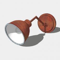 壁灯_壁灯(18)_Sketchup模型