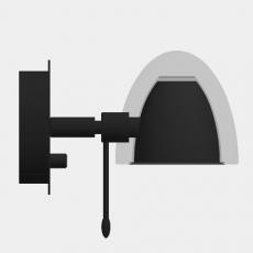 壁灯_壁灯44_Sketchup模型