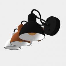 壁灯_壁灯48_Sketchup模型