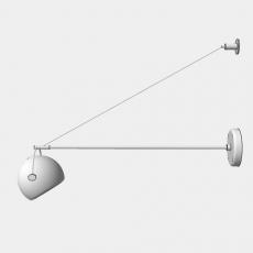 壁灯_壁灯56_Sketchup模型