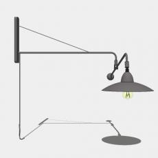壁灯_壁灯57_Sketchup模型