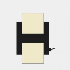 壁灯_壁灯76_Sketchup模型