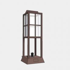 家装灯具_日式灯具20_Sketchup模型