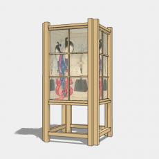 家装灯具_日式灯具32_Sketchup模型