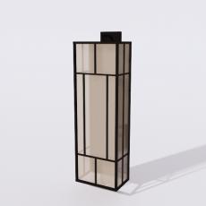 家装灯具_禅意灯具16_Sketchup模型