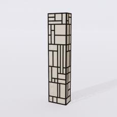 家装灯具_禅意灯具24_Sketchup模型