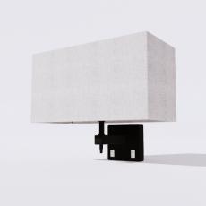 家装灯具_禅意灯具25_Sketchup模型