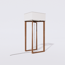 家装灯具_禅意灯具30_Sketchup模型