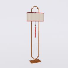 家装灯具_禅意灯具33_Sketchup模型