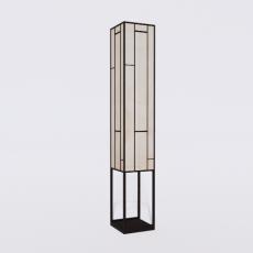 家装灯具_禅意灯具34_Sketchup模型