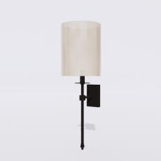 家装灯具_禅意灯具36_Sketchup模型