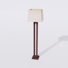 家装灯具_禅意灯具39_Sketchup模型