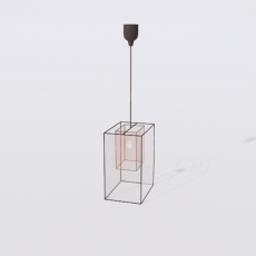 家装灯具_禅意灯具44_Sketchup模型
