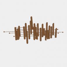 摆件_004_Sketchup模型