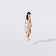 人物_人物3_Sketchup模型