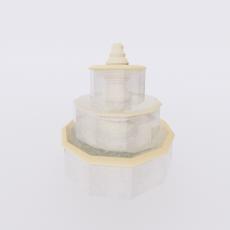其他_喷泉7_Sketchup模型