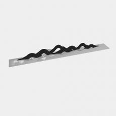 墙体_060中式景墙_Sketchup模型