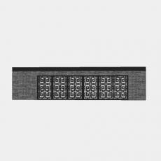 墙体_219中式景墙_Sketchup模型